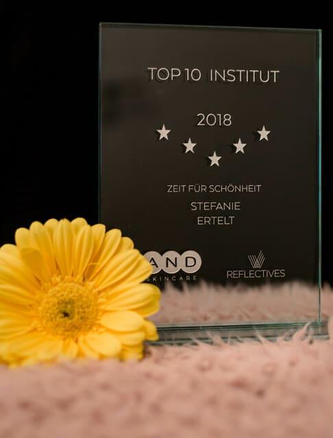 Zeit für Schönheit_TOP10 Institut